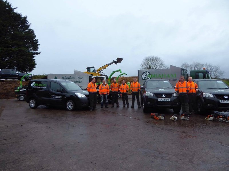 abraham tree maintenance northern ireland