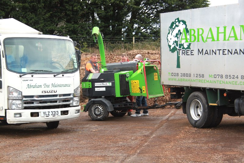 abraham tree maintenance vans
